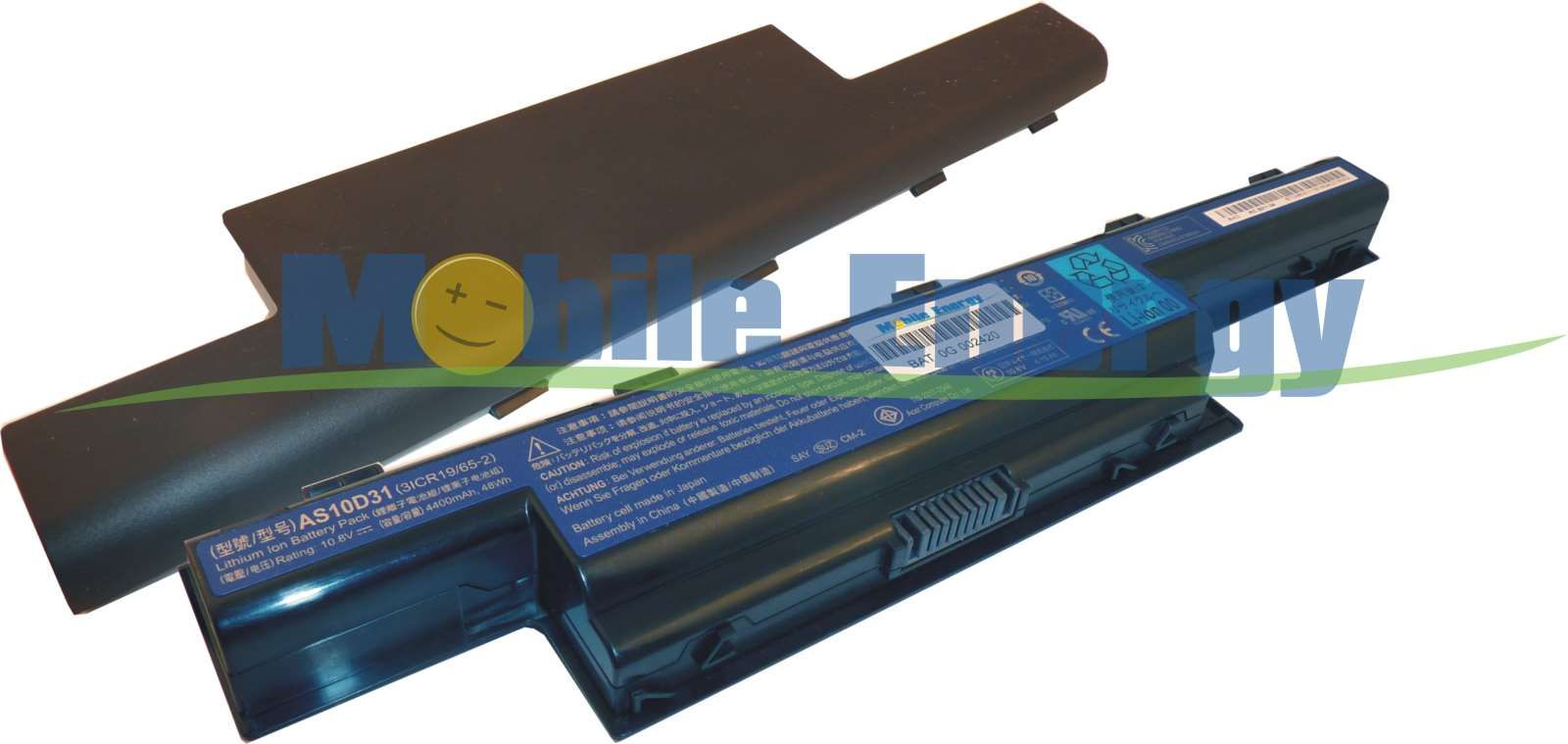 Mobile-Energy Baterie ACER Aspire 4551 / 4741 / 4771 / 5741 / Tr