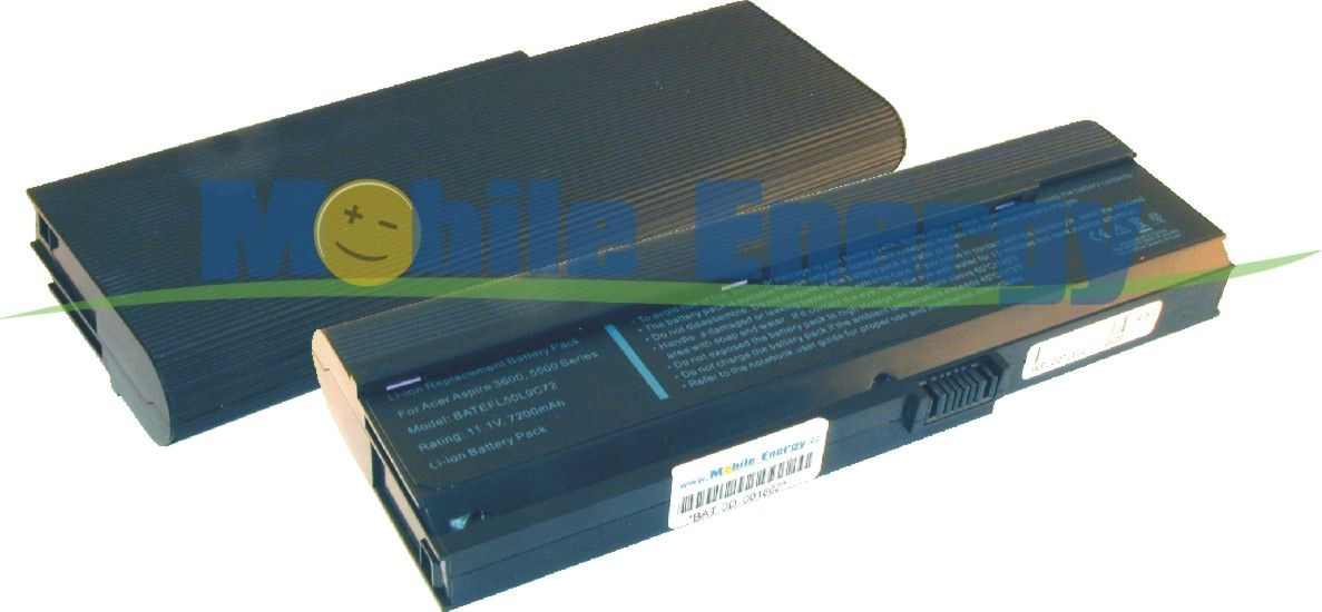 Mobile-Energy Baterie ACER TM 2400 / 2480 / 3210 / 3230 / 3260 /